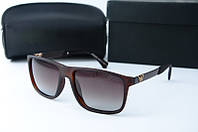 Солнцезащитные очки Armani коричневые, фото 1