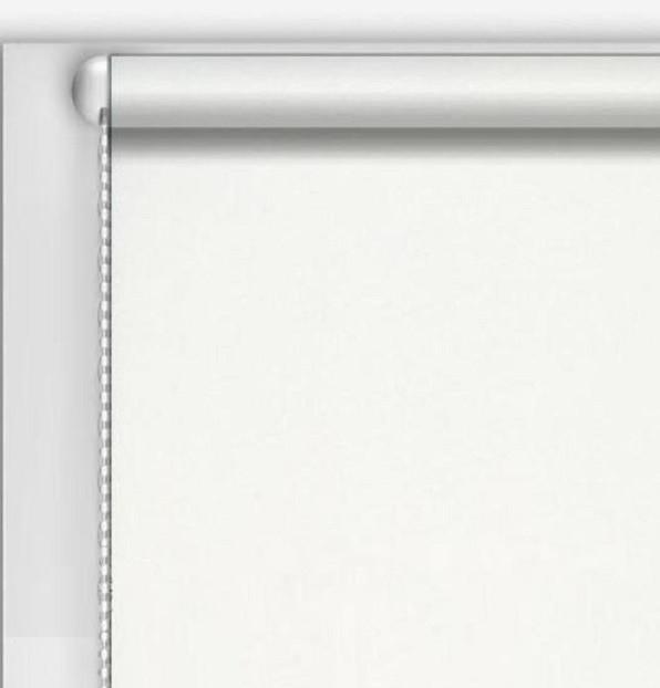Готові рулонні штори Каміла білий