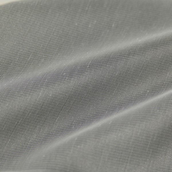 Тюль-сетка кремовый CHIBA-003