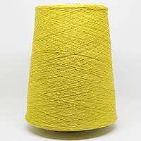 Пряжа Luxor, желток (100% хлопок; 1667 м/100 г)