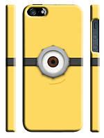 Чехол для iPhone 4/4s/5/5s/5с Гадкий Я миньон 3d