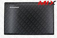 Крышка матрицы (задняя часть) LENOVO G580 G585 Черный