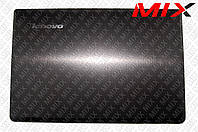 Крышка матрицы (задняя часть) LENOVO Y580 Черный