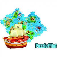 Управляемый пазл Пиратский корабль Puzzle Pilot (100613), фото 1