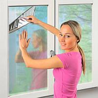Солнцезащитная пленка на окно 1.0*1.0м