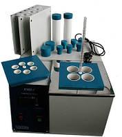 Установка-кріостат КМП-1 для визначення вмісту олії в нафтових парафінах