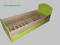 Кровать детская с ящиками  Актив, 2000х800, фото 1