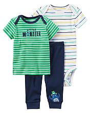 Комплект для мальчика Carter's (Картерс), размер 6м (61-67см)