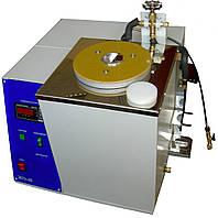 Установка для визначення рідкого залишку, вільної води і лугу в зрідженому вуглеводневому газі ЖО-48