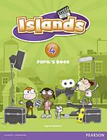 Islands 4 Pupil's Book + pincode