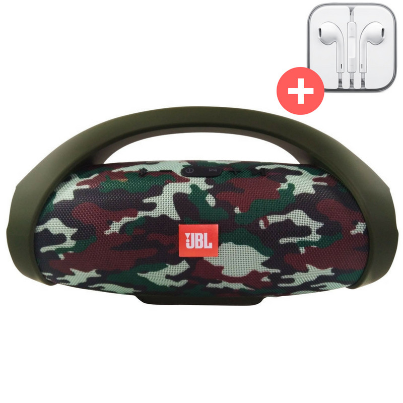 Портативная Bluetooth колонка JBL Boombox 2 Quality Replica. Камуфляж. Military