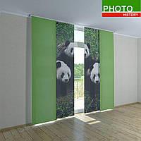 Японские фотошторы панда