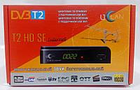UClan T2 HD SE Internet Цифровой эфирный ресивер Т2 // Без дисплея.