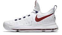 "Баскетбольные кроссовки Nike Zoom KD 9 Premiere USA Olympics ""White"""