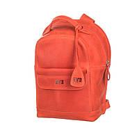 Стильный и практичный городской рюкзак в 12 разных цветах! для девушек из натуральной кожи