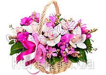 Вафельная картинка Цветы 4