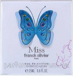 Franck Olivier Miss Olivier (25мл), Женская Парфюмированная вода  - Оригинал!