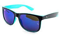 Солнцезащитные очки Ray Ban пластик. оправа RB4165-C6