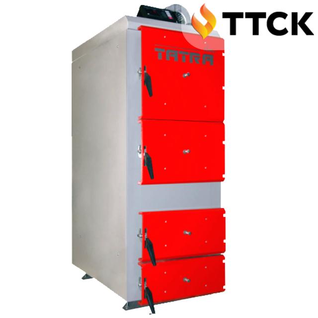 Твердопаливний котел TATRA line потужністю 12кВт