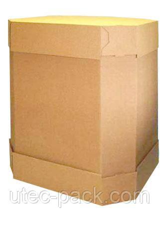 Октабин,картонний Короб, розмір 800мм*1000мм*1200мм