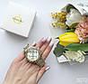 Реплика Часов PANDORA  золотисто сперебристые, фото 2