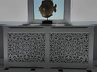 Экраны декоративные деревянные для батарей отопления (решетка на радиаторы)