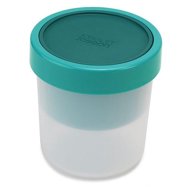 Контейнер круглый для супа JOSEPH JOSEPH GoEat Compact 2-в-1 900 мл Голубой (81067)