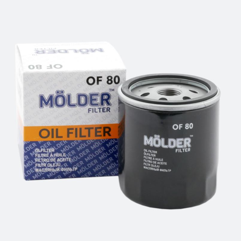 Масляный фильтр Molder OF 80