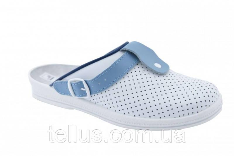 Обувь для медиков с натуральной кожи