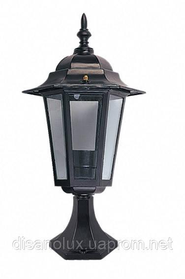 Светильник парковый   LD  104 Е27 60вт черный IP44