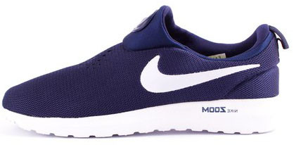 Женские кроссовки Nike Zoom 'Blue' (Найк Зум) синие