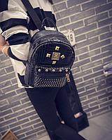 Распродажа.Сумка-рюкзак женский повседневный городской кожа PU.