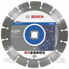 Круг алмазный Bosch 300*22,2 stone