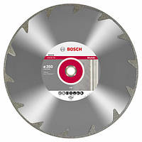Круг алмазный Bosch 350*25,4 MARBLE
