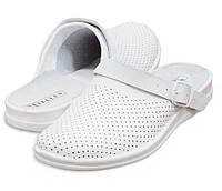 Обувь для врачей сабо мужские кожа, фото 1