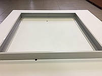 Светодиодный  светильник накладной  LED Panel 36W  595x595x50мм 6500К, фото 2