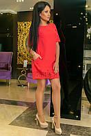Женское платье креп 44-52, фото 1