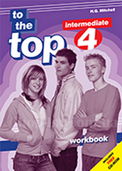 To the Top 4 Workbook + Audio CD-ROM / Рабочая тетрадь с диском