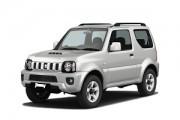 Защита двигателя Suzuki Jimny