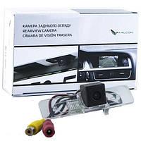 Штатная камера заднего вида Falcon SC36-HCCD. Subaru Legacy 2003-2012