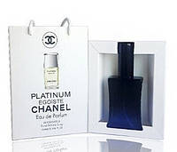 Chanel Egoiste Platinum - Travel Perfume 50ml #B/E
