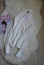 Новая блузка с открытыми плечами Zara, фото 3