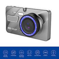 """Видеорегистратор DVR A10 4"""" Full HD с выносной камерой заднего вида Удобный и практичный Купить Код: КДН3220"""