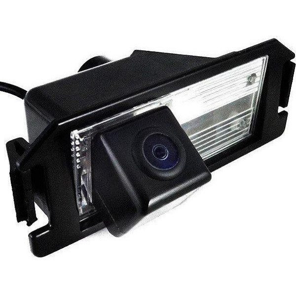 Штатная камера заднего вида Falcon SC38-HCCD. Kia Picanto 2011+/Soul 2008+