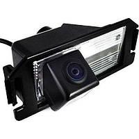 Штатная камера заднего вида Falcon SC38-HCCD. Kia Picanto 2011+/Soul 2008+, фото 1