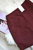 Новая короткая юбка с карманами H&M, фото 3