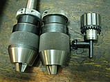 Патрон сверлильный самозажимной ПСС-16-В18 3,0-16 мм конус В16, фото 2