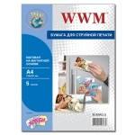 Фотобумага WWM, матовая Magnetic, A4, 5л