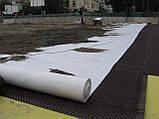 Геотекстиль термофиксированный 110 г/м.кв. рулон 0,5*50 м.п. (Польша), фото 6