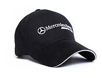 Кепка Мерседес, кепка мужская mercedes